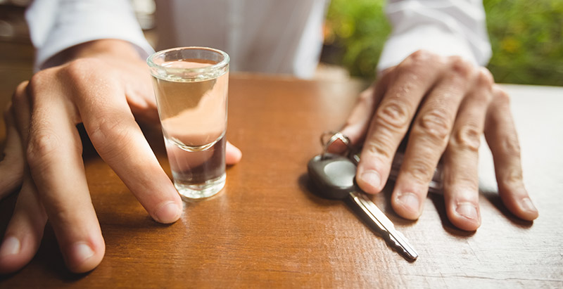 Konsekwencje jazdy po alkoholu
