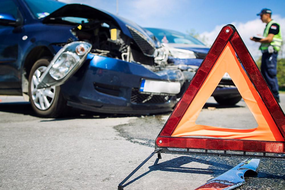 Wypadek samochodowy – co robić w razie wypadku drogowego?